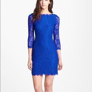 'Zarita' Lace Sheath Dress